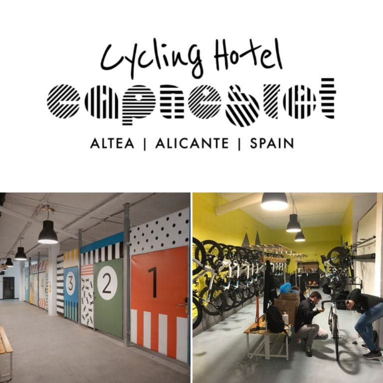 Image to Cycling Hotel and Road Bike Rental in Spain