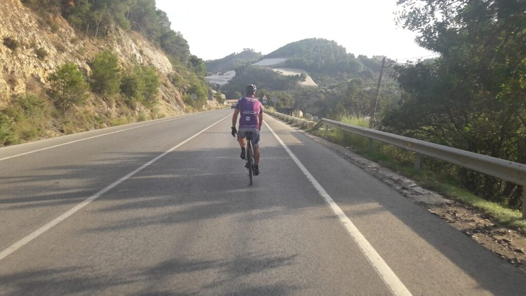 Introduction Costa Blanca by bicycle